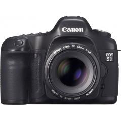 Canon EOS 5D..